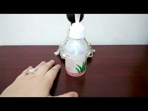 العرب اليوم - بالفيديو  استخدامات جل الصبار للبشرة وتقوية الشعر