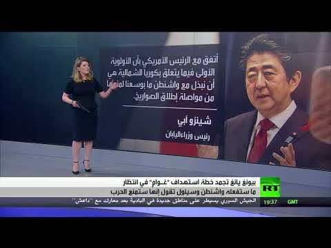 العرب اليوم - شاهد بوادر تهدئة في أزمة شبه الجزيرة الكورية