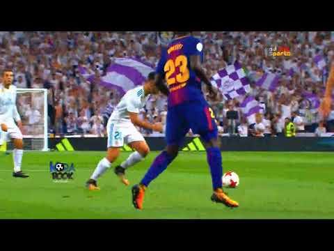العرب اليوم - شاهد هدف ريال مدريد الأول في شباك برشلونة