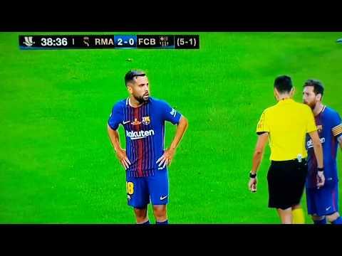 العرب اليوم - شاهد هدف ريال مدريد الثاني في مرمى برشلونة