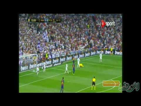العرب اليوم - فيديو  ليونيل ميسي يهدر فرصة محققة لبرشلونة أمام ريـال مدريد