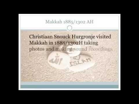العرب اليوم - شاهد أقدم تلاوة مسجلة للقرآن الكريم في مكة قبل 130 عامًا