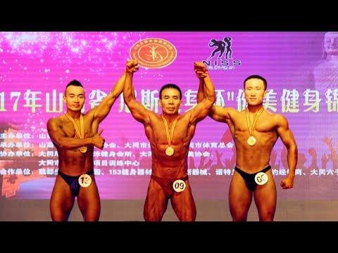 العرب اليوم - صيني يفوز بالميدالية الذهبية لكمال الأجسام في عمر الـ57