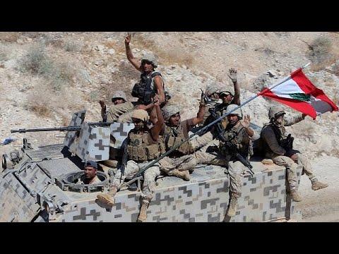 العرب اليوم - معركة فجر الجرود  في لبنان تدخل يومها الثاني