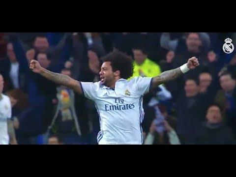 العرب اليوم - شاهد ريال مدريد ينشر فيديو لـمارسيلو احتفالًا بتجديد تعاقده