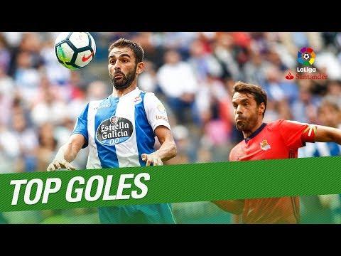 العرب اليوم - شاهد أفضل 5 أهداف في الجولة الثالثة في الدوري الإسباني