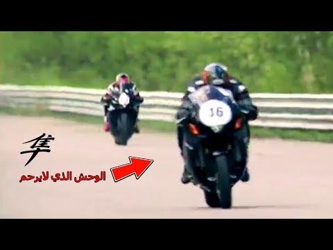العرب اليوم - سباق قوي بين دباب سوزوكي وهايبوزا ونيسان جي تي أر