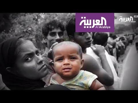 العرب اليوم - شاهد معاناة مسلمي الروهينغا في صور