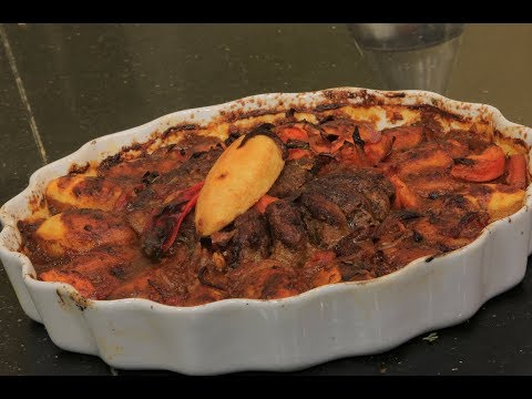 العرب اليوم - شاهد طريقة إعداد موزة كندوز بالبطاطس