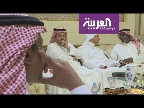 العرب اليوم - شاهد  احتفاء سعودي باستلام ماجد عبدالله إدارة المنتخب