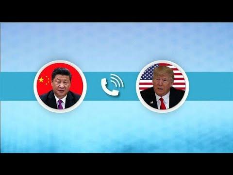 العرب اليوم - ترامب وشي يتفقان على الضغط على كوريا الشمالية