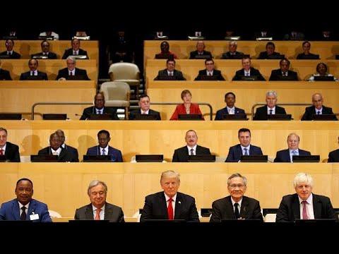 العرب اليوم - ترامب يؤكّد أن الأمم المتحدة تعاني من سوء الإدارة