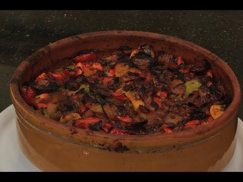 العرب اليوم - شاهد طريقة إعداد وطهي طاجن السمك البياض
