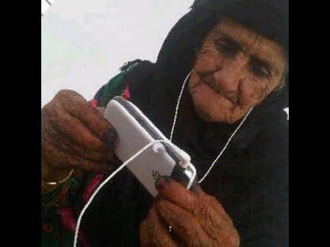 العرب اليوم - شاهد مساعدات إنسانية لسيدة عجوز