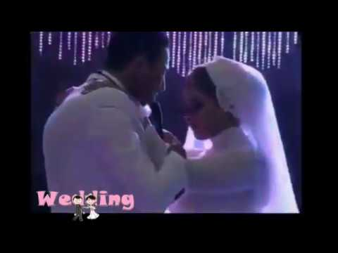 العرب اليوم - عريس يفاجئ عروسه بأداء رائع لأغنية من تأليفه