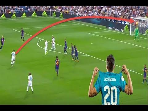 العرب اليوم - السر وراء جنون الأندية على جوهرة ريال مدريد ماركو أسينسيو