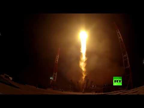 العرب اليوم - شاهد القوات الفضائية الجوية تطلق سويوز2 بنجاح