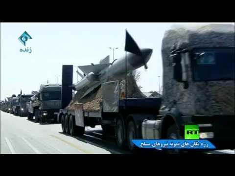 العرب اليوم - شاهد إيران تكشف عن صاروخ باليستي جديد مداه 2000 كم