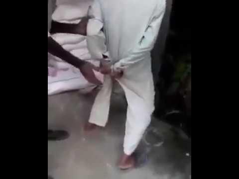 العرب اليوم - شاهد ماذا فعل رجل دخل فأر في بنطاله وأرعبه