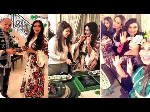 العرب اليوم - بالفيديو لجين عمران تزين منزلها بالعلم السعودي