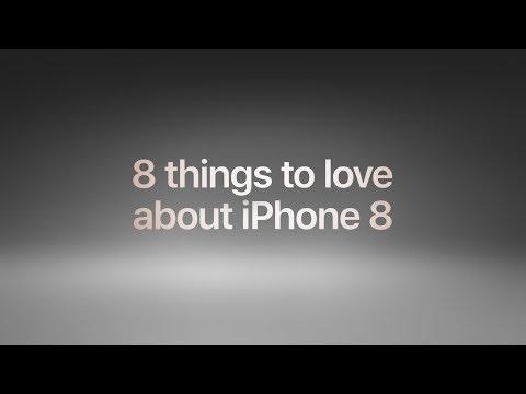 العرب اليوم - أبل تستعرض أبرز المميزات في آيفون 8