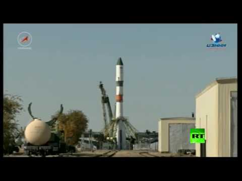العرب اليوم - لحظة إطلاق شاحنة روسية إلى المحطة الفضائية الدولية