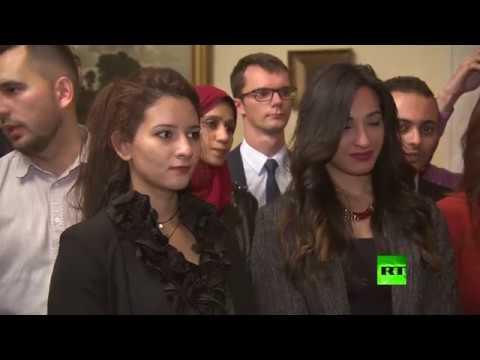 العرب اليوم - شاهد وفد مصري كبير في مهرجان الشباب العالمي