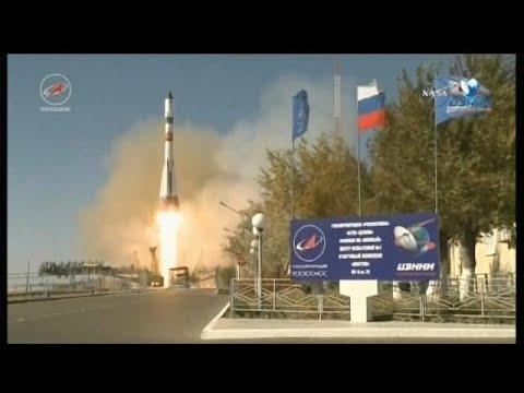 العرب اليوم - مركبة فضاء روسية في مهمة إمداد للمحطة الدولية