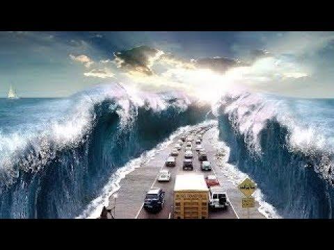 العرب اليوم - أكبر 5 أمواج تسونامي ضربت البشرية في التاريخ
