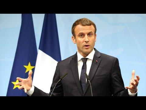 العرب اليوم - فرنسا تدعو الكونغرس الأميركي إلى الحفاظ على الاتفاق النووي