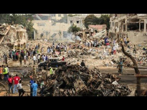 العرب اليوم - ارتفاع حصيلة اعتداء مقديشو إلى 137 قتيلاً على الأقل