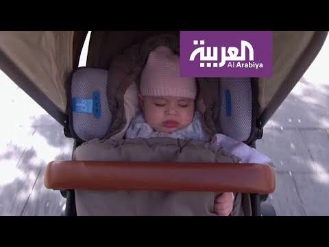 العرب اليوم - بالفيديو ابتكار وسادة تحمي الرضع من التلوث