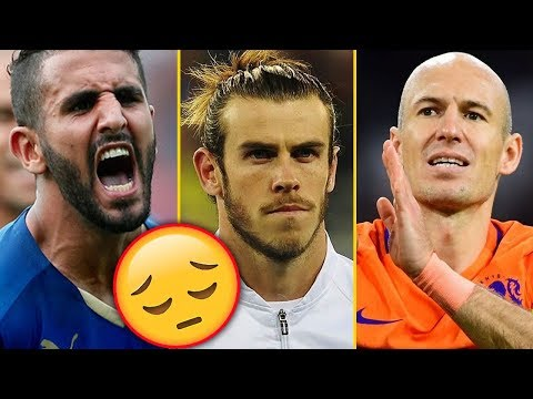 العرب اليوم - شاهد أفضل 11 لاعب سيغيبون عن كأس العالم روسيا 2018