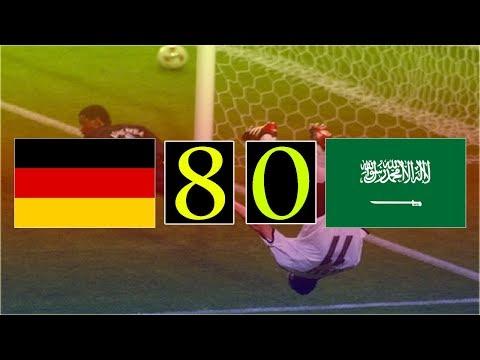 العرب اليوم - شاهد أكبر 10 انتصارات في تاريخ كأس العالم