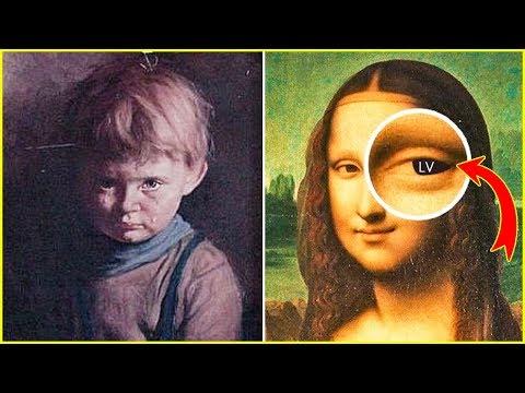 العرب اليوم - شاهد أسرار غريبة تسكن 5 لوحات فنية شهيرة