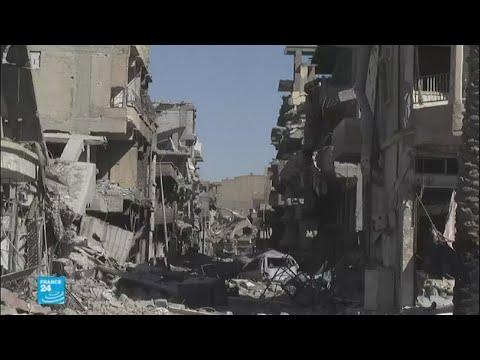 العرب اليوم - الجبهة الجديدة لـقوات سورية الديمقراطية بعد الرقة