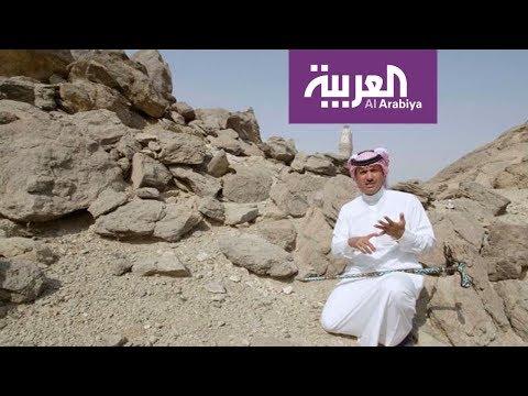 العرب اليوم - شاهد عيد اليحيى يروي لماذا اختار نبي الله إبراهيم مكة