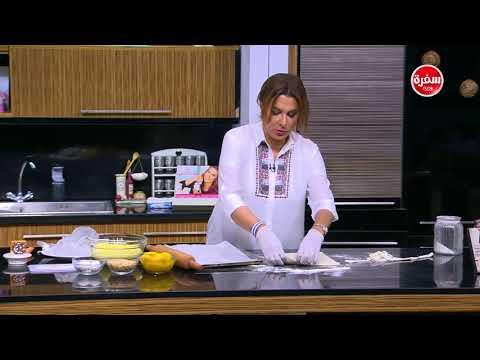 العرب اليوم - شاهد طريقة إعداد ومقادير فطائر خوخ ميني