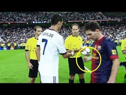 العرب اليوم - شاهد لقطات مضحكة وأخرى غير أخلاقية لمشاهير كرة القدم