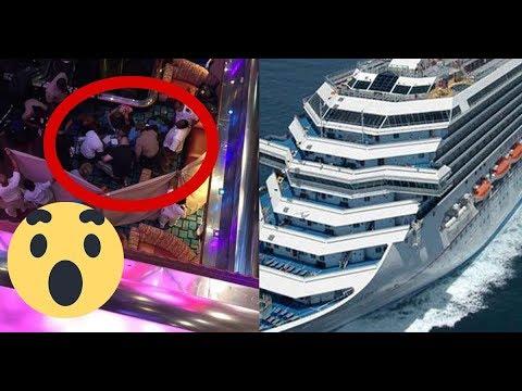 العرب اليوم - مقتل طفلة بعد سقوطها من سفينة سياحية