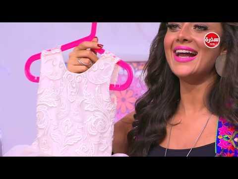 العرب اليوم - شاهد أحدث تصميمات أزياء الأطفال من نرمين سليمان