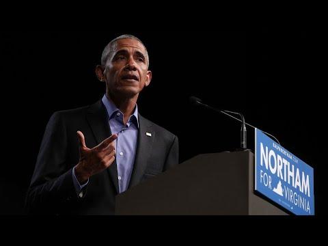 العرب اليوم - أوباما يخرج عن صمته وينتقد سياسات ترامب ضمنيا