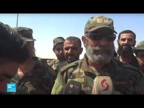 العرب اليوم - مقتل قائد اللواء 104 العميد عصام زهر الدين في دير الزور