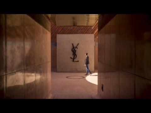 العرب اليوم - متحف إيف سان لوران في مراكش يفتح أبوابه أمام الزائرين
