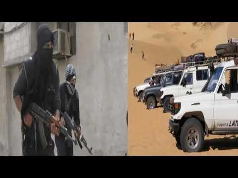 العرب اليوم - شاهد الكشف عن أسماء شهداء الواحات بالكامل وتفاصيل الحادث المتطرّف