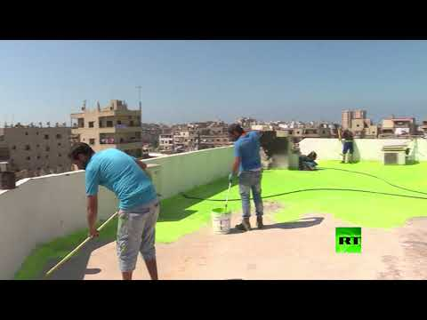 العرب اليوم - شاهد مشروع فني جميل للترويج إلى وجه لبنان السلمي