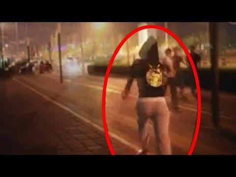 العرب اليوم - أكثر 5 أحداث غامضة صورتها الكاميرات