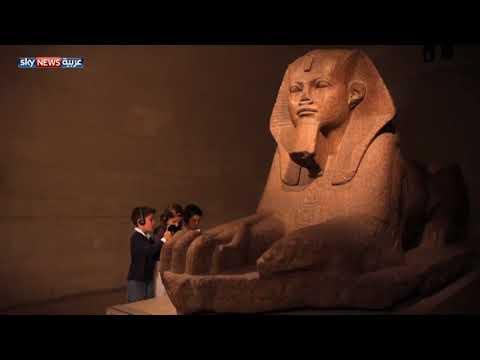 لوفر باريس أقدم وأكبر متحف في العالم