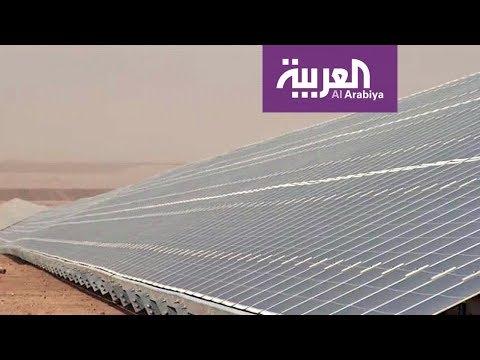 شاهد مشروع توليد الطاقة الشمسية في أكبر مخيمات اللاجئين السوريين