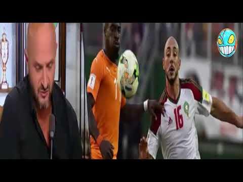 شاهد انبهار قناة فرنسية باداء المنتخب المغرب و تاهل لكاس العالم